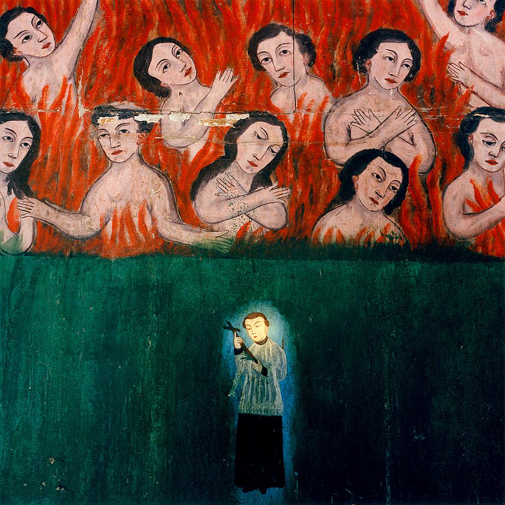 Souls in Purgatory - Las Trampas, NM 1997