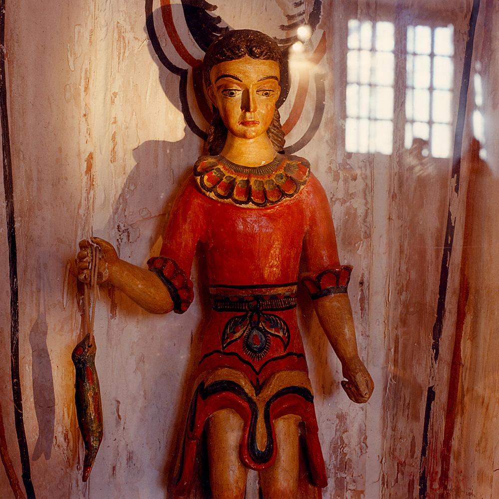 St. Raphael - Chimayo, NM 1997