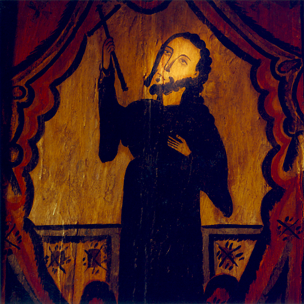 St. Francis Xavier - Chimayo, NM 1998