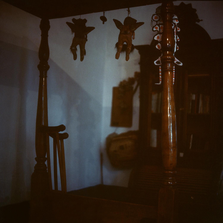Death Angels and Crutches - (Frida) 1987