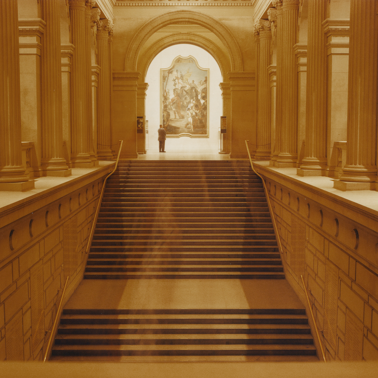 Met Grand Staircase