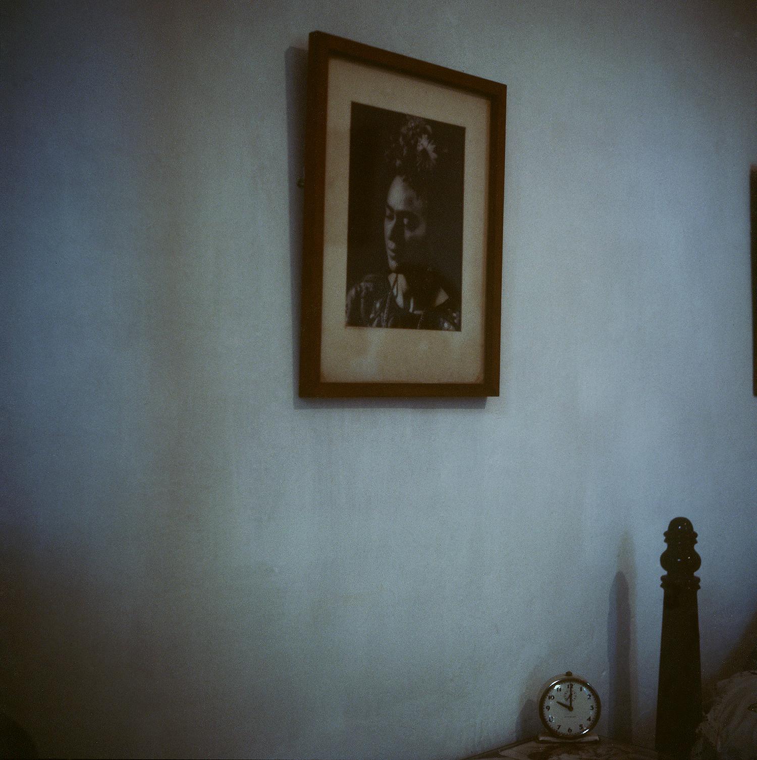 Frida's Portrait , 1987