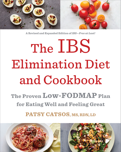 Now available, everywhere books are sold. This is the new, updated, and expanded edition of  IBS—Free at Last , including its landmark 8-step program.