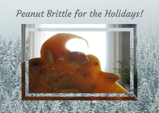 Low-FODMAP peanut brittle can easily be made dairy-free by substituting coconut oil for butter.
