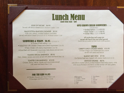 Gluten-free menu items are a good place to start looking for a low-FODMAP meal at a restaurant.