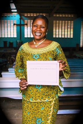 Mama Odette Gbazo