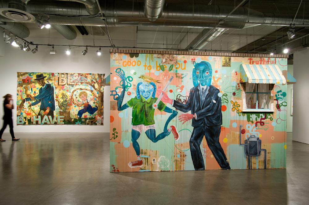PMCA Pasadena Museum of California Art