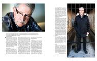 Intervju med Sverker Olofsson för Konsulten, mars 2010.  Foto: Björn Wanhatalo