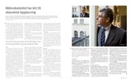 Intervju med Klas Eklund för Konsulten, november 2010.   Foto: Mats Åsman