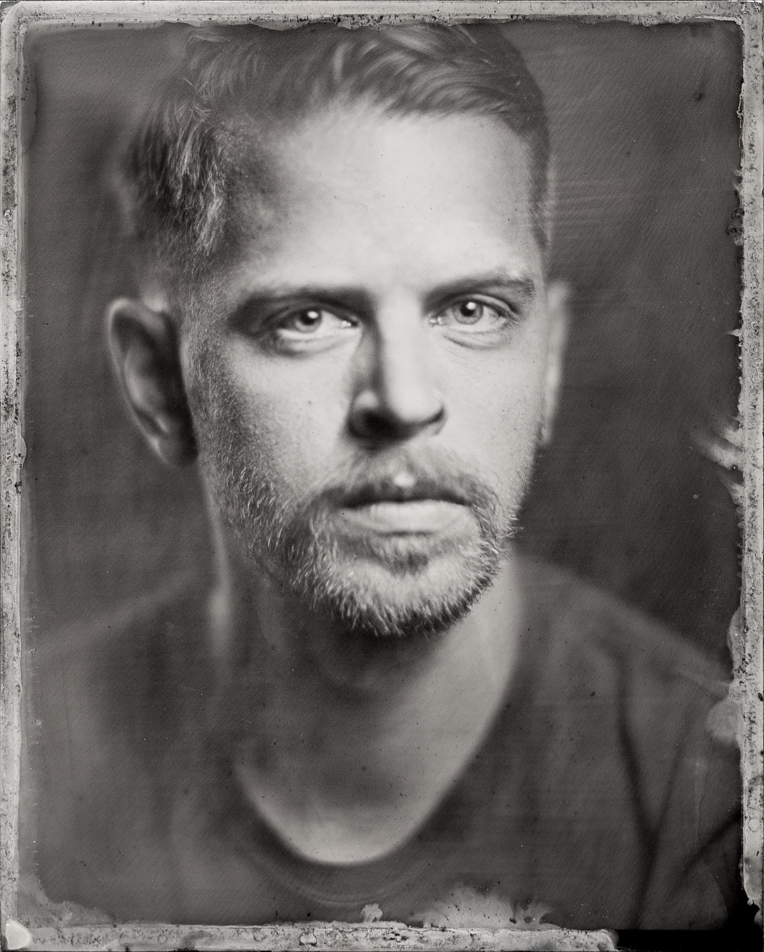 - Portrait by Ian Azariah: https://www.tintypetrike.com/