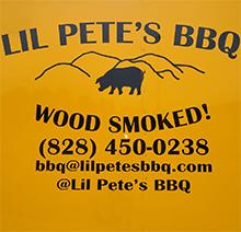Lil Pete's BBQ