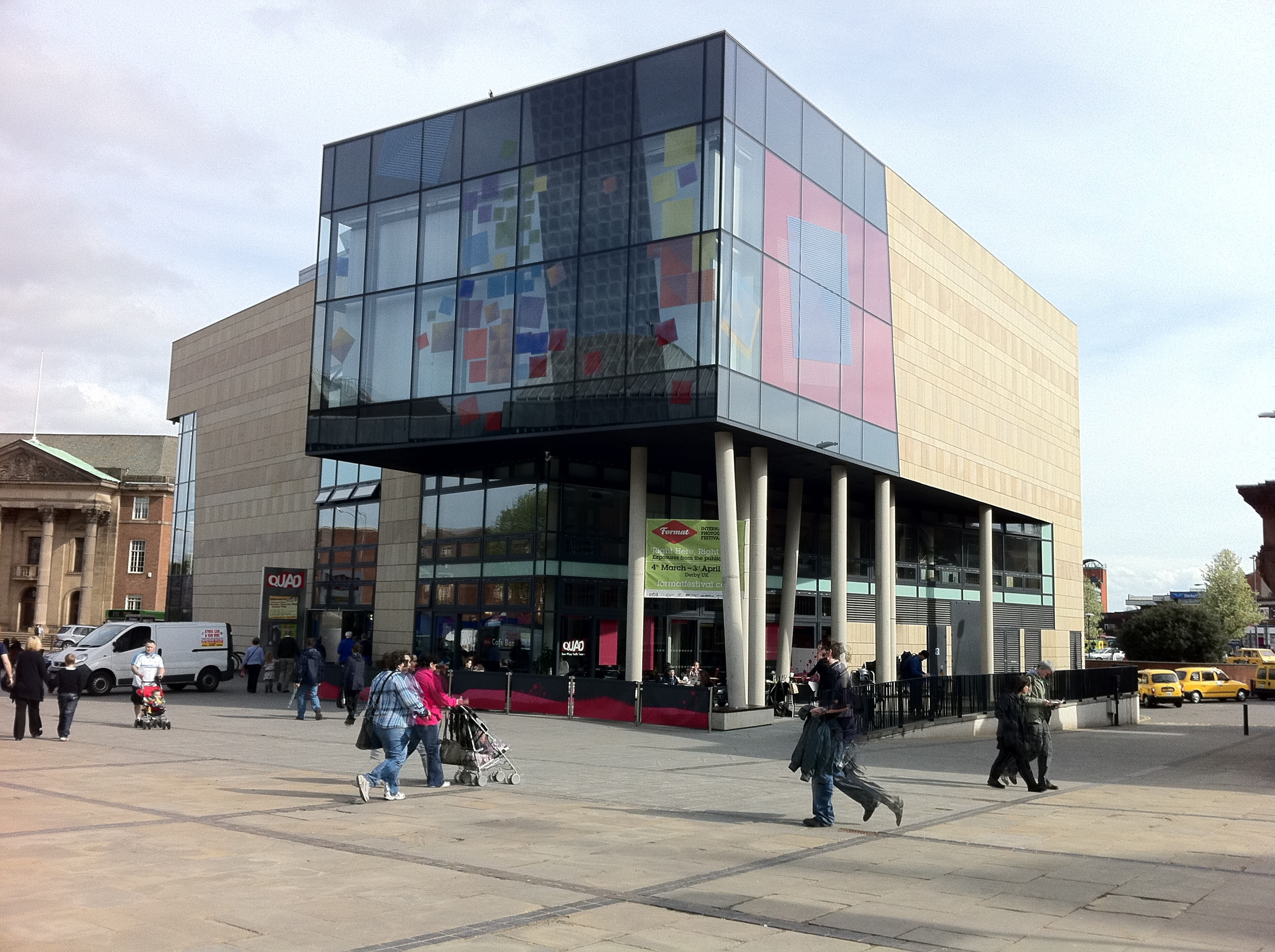 QUAD in Derby - independent cinema and cultural hub