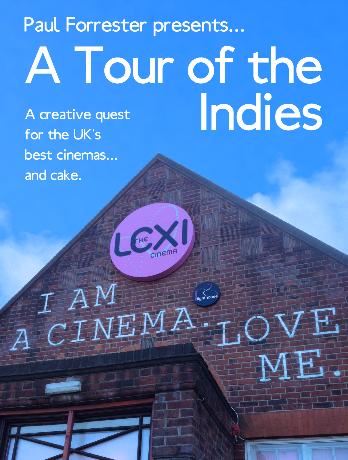 The cover design for  A Tour of the Indies