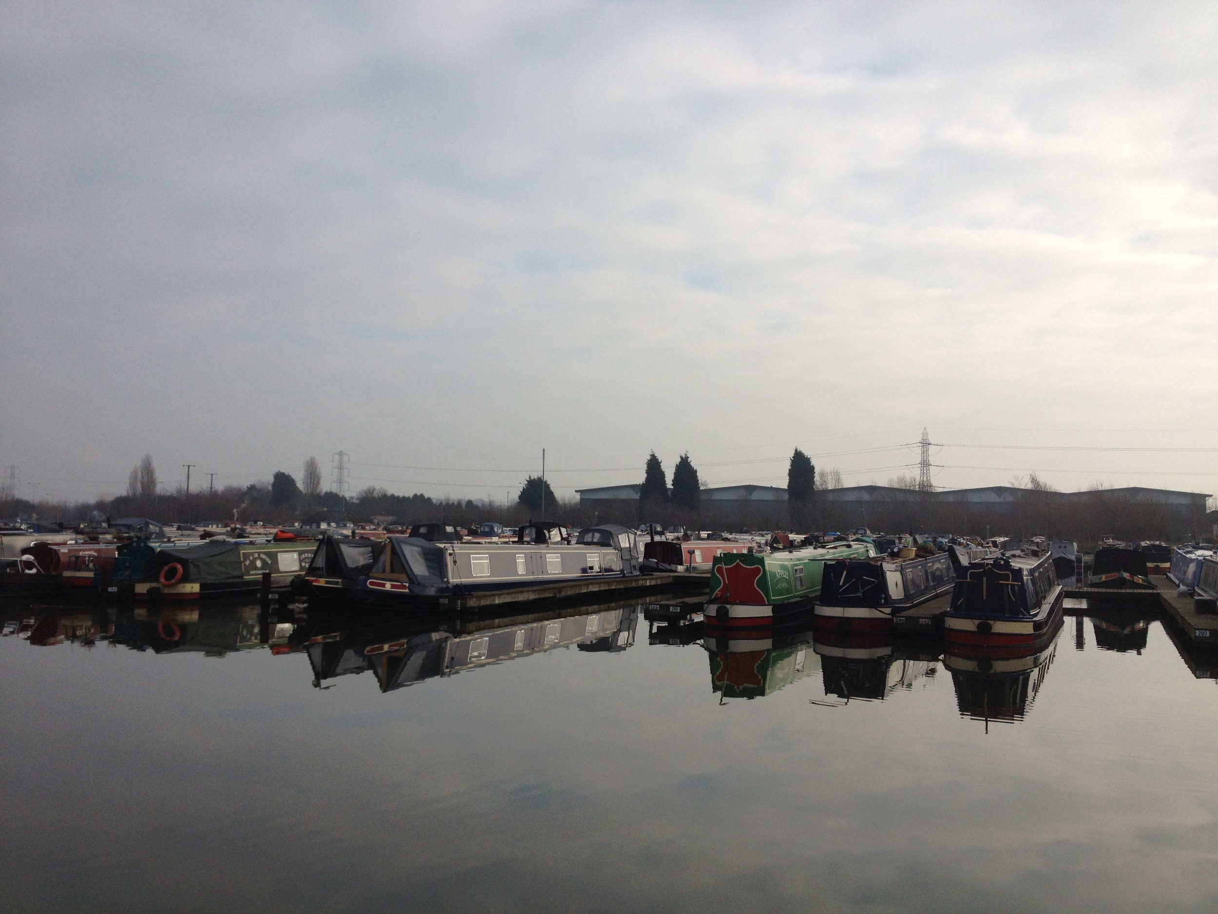 Barton marina (photo  by Paul Forrester)