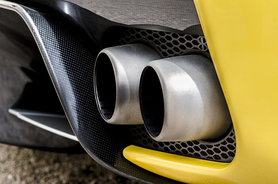 Emissions from cars, diesels particularly,are being increasingly legislated against.