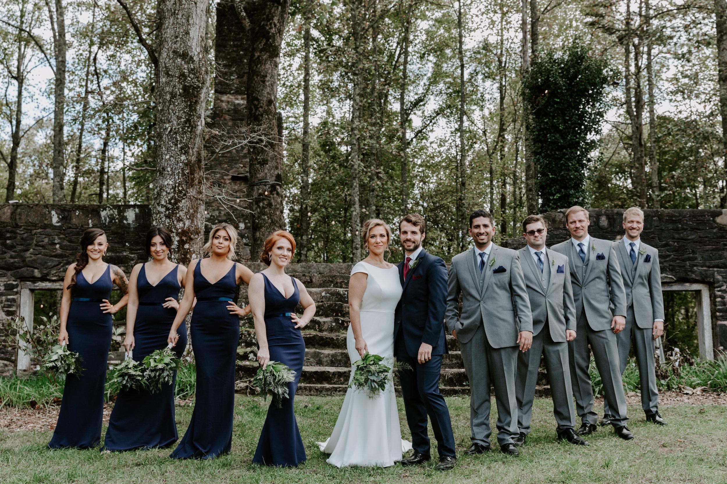North Georgia Wedding Venue