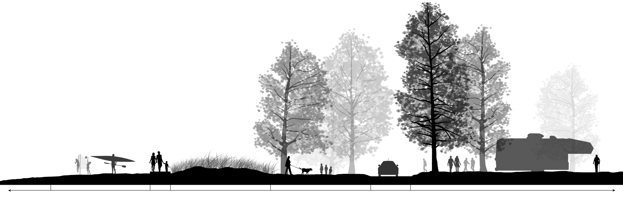 Ojibway Park Master Plan , Sault Ste. Marie, Ontario