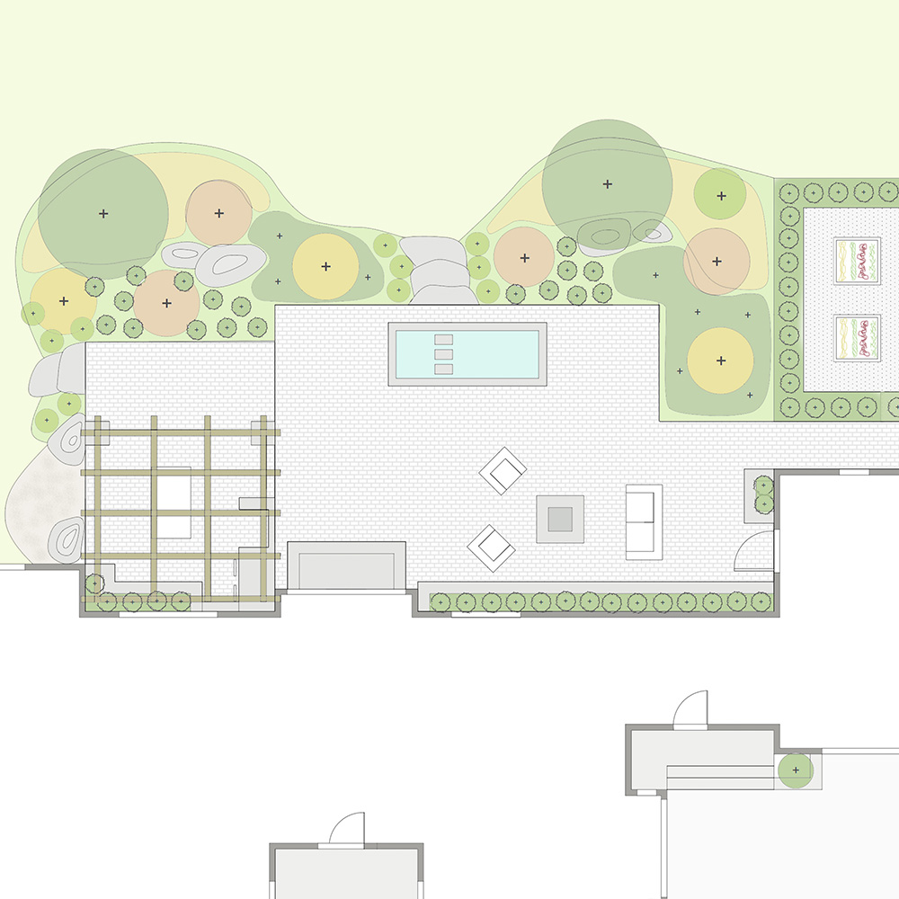 Meteghan Landscape Design - Water Feature
