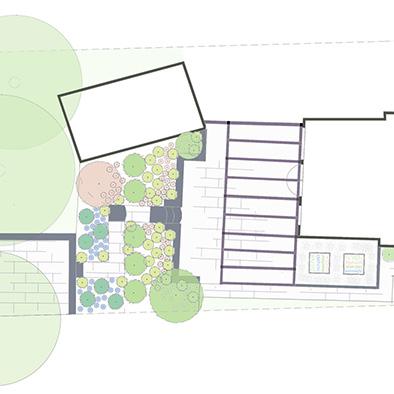 Halifax Landscape Design Pergola
