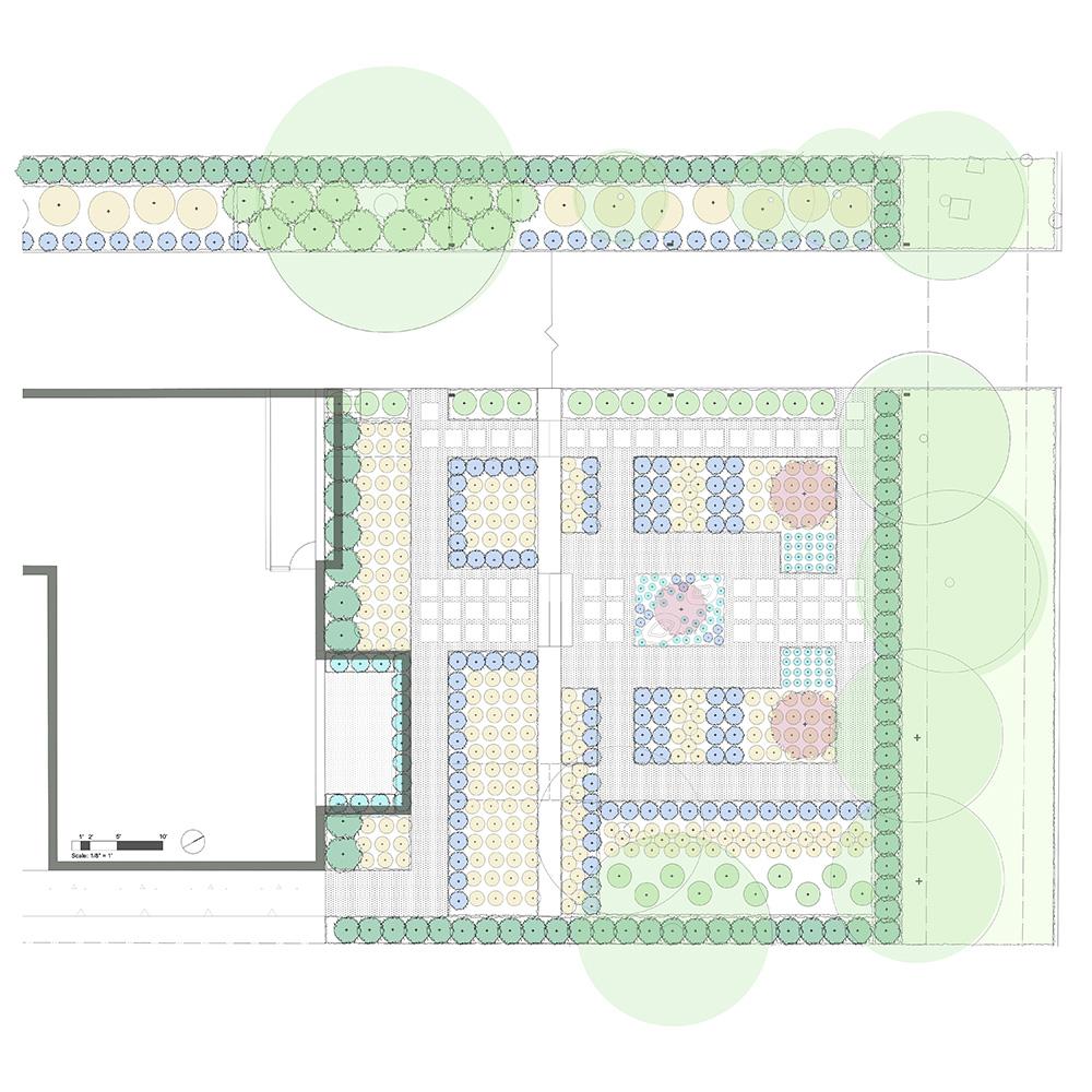 Omar Gandhi House - Landscape Design