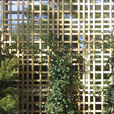 Landscape Design Halifax - Modern Trellis