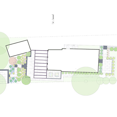 Halifax Landscape Architect - Pergola
