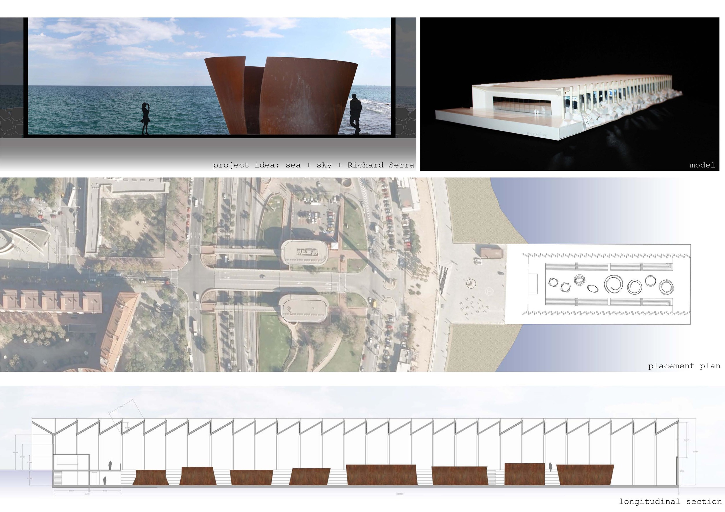 Richard Serra Museum - Barcelona