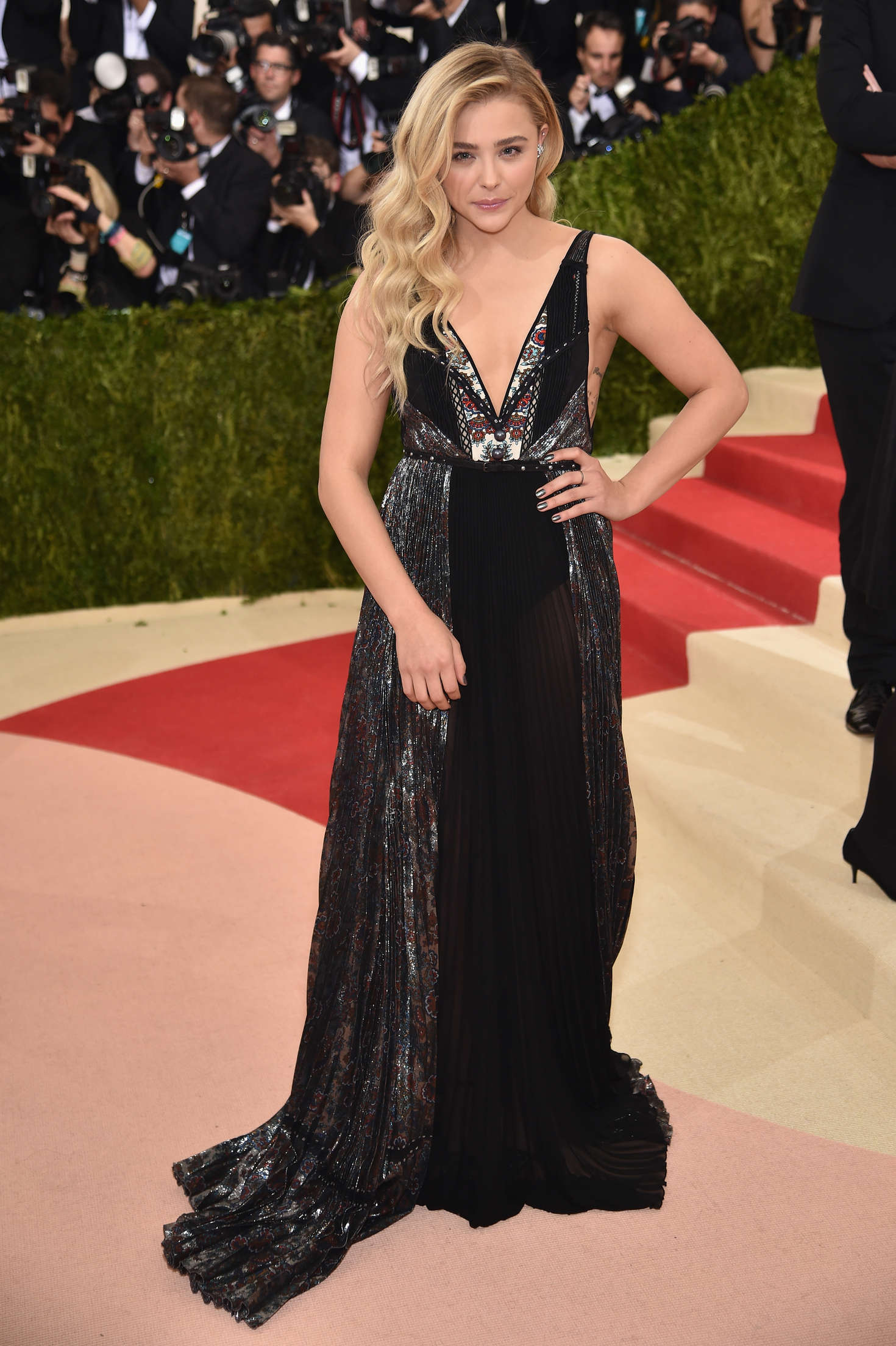 MET GALA 2016, Chloe Grace-Moretz - New York, May 2016