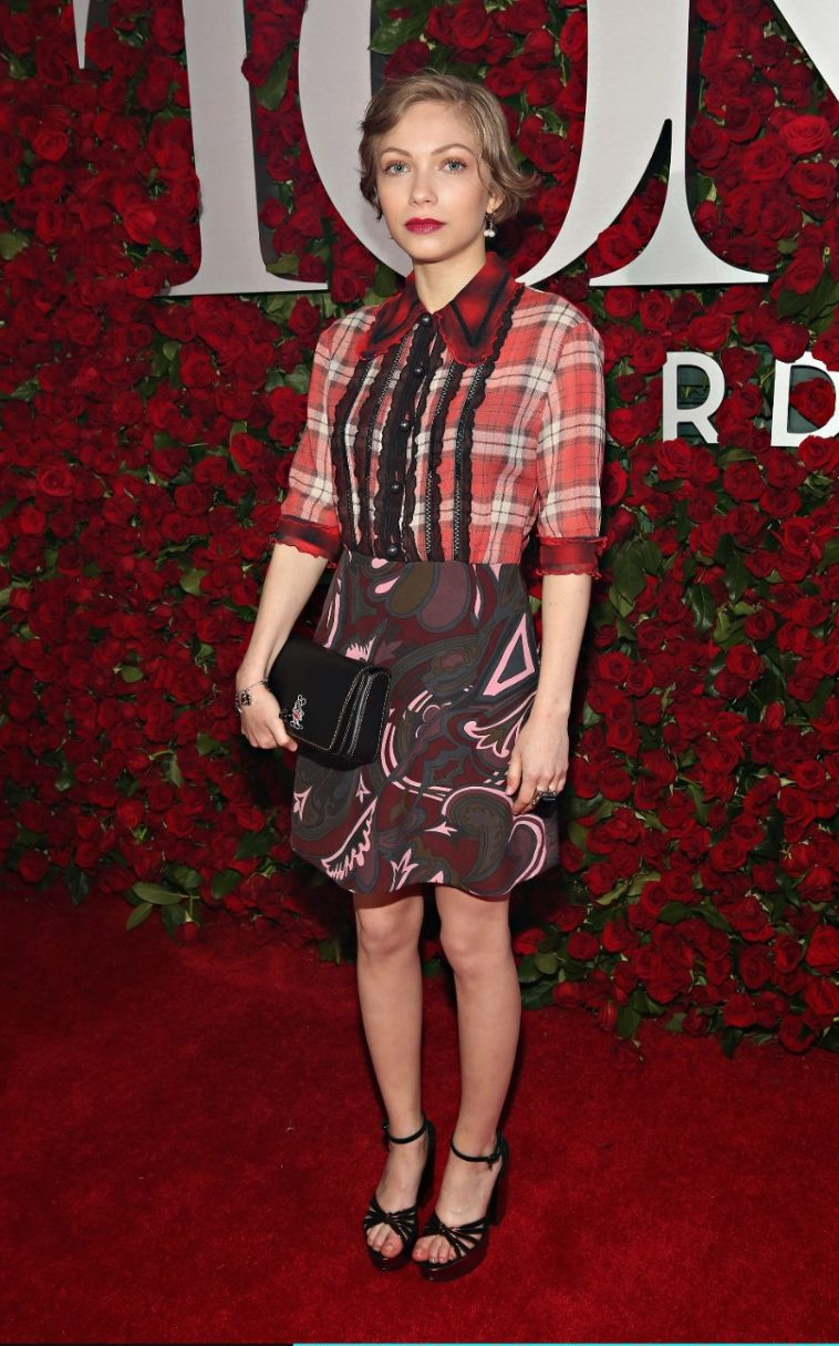 TONY AWARDS 2016, Tavi Gevinson - New York, June 2016
