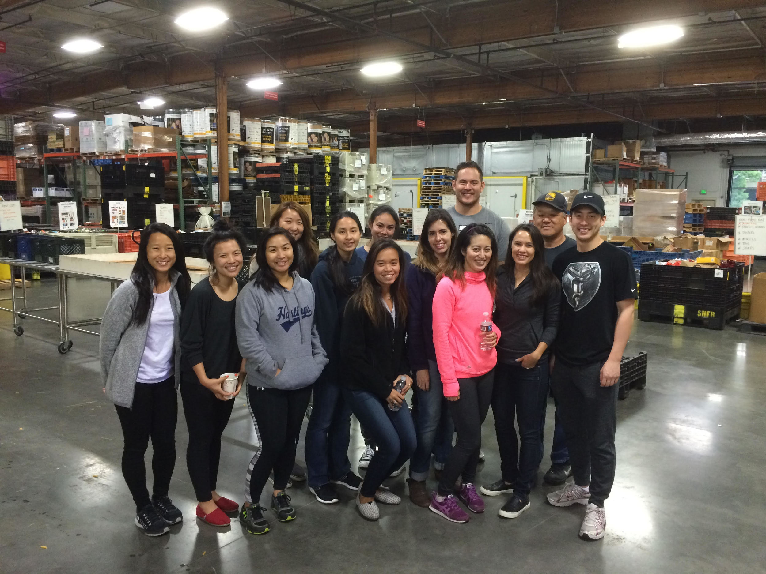 Mary Nguyen - 2016-05-07 WIL Power Hour 2 at Second Harvest Food Bank (1).jpg