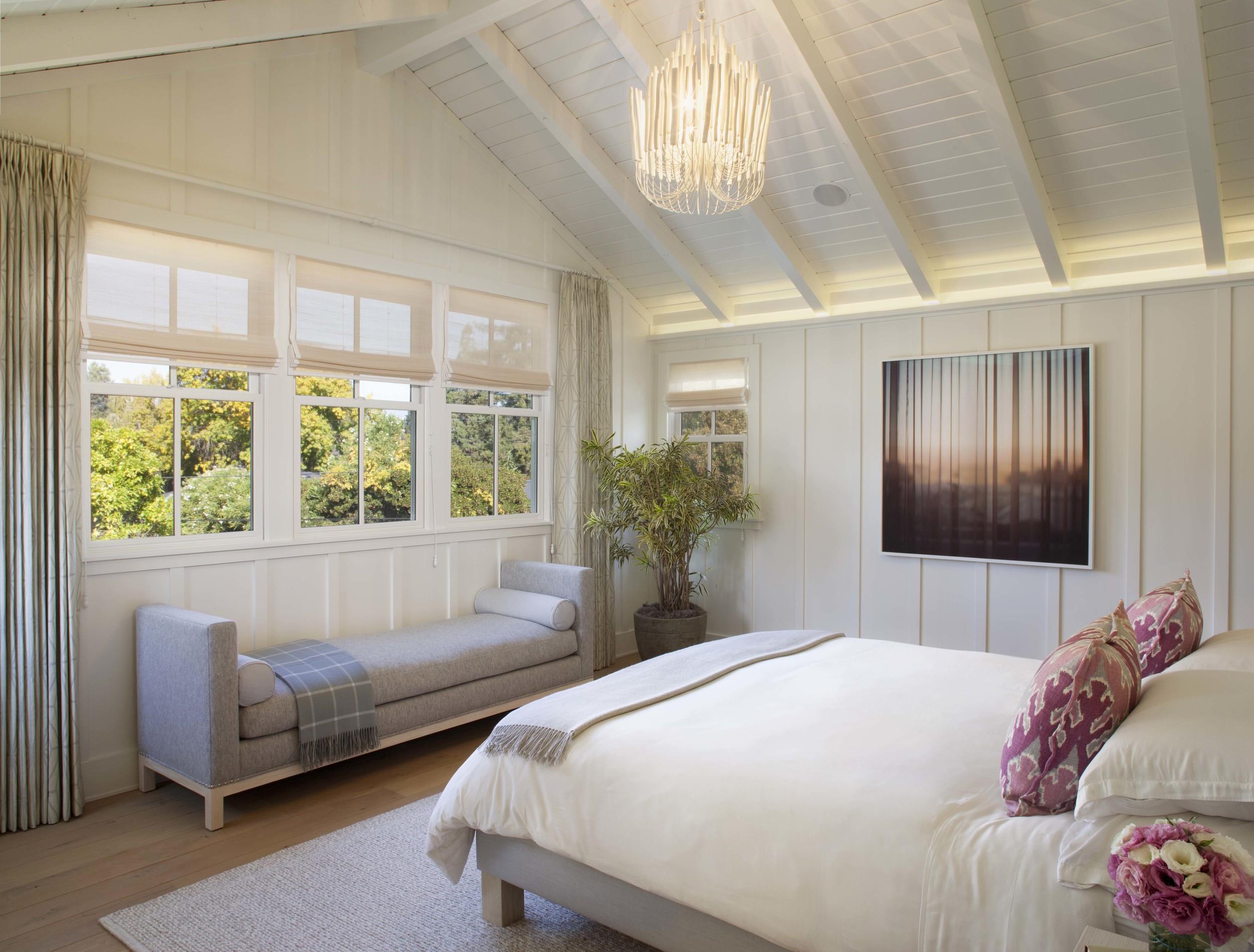 Modern Farmhouse: Master Bedroom 1