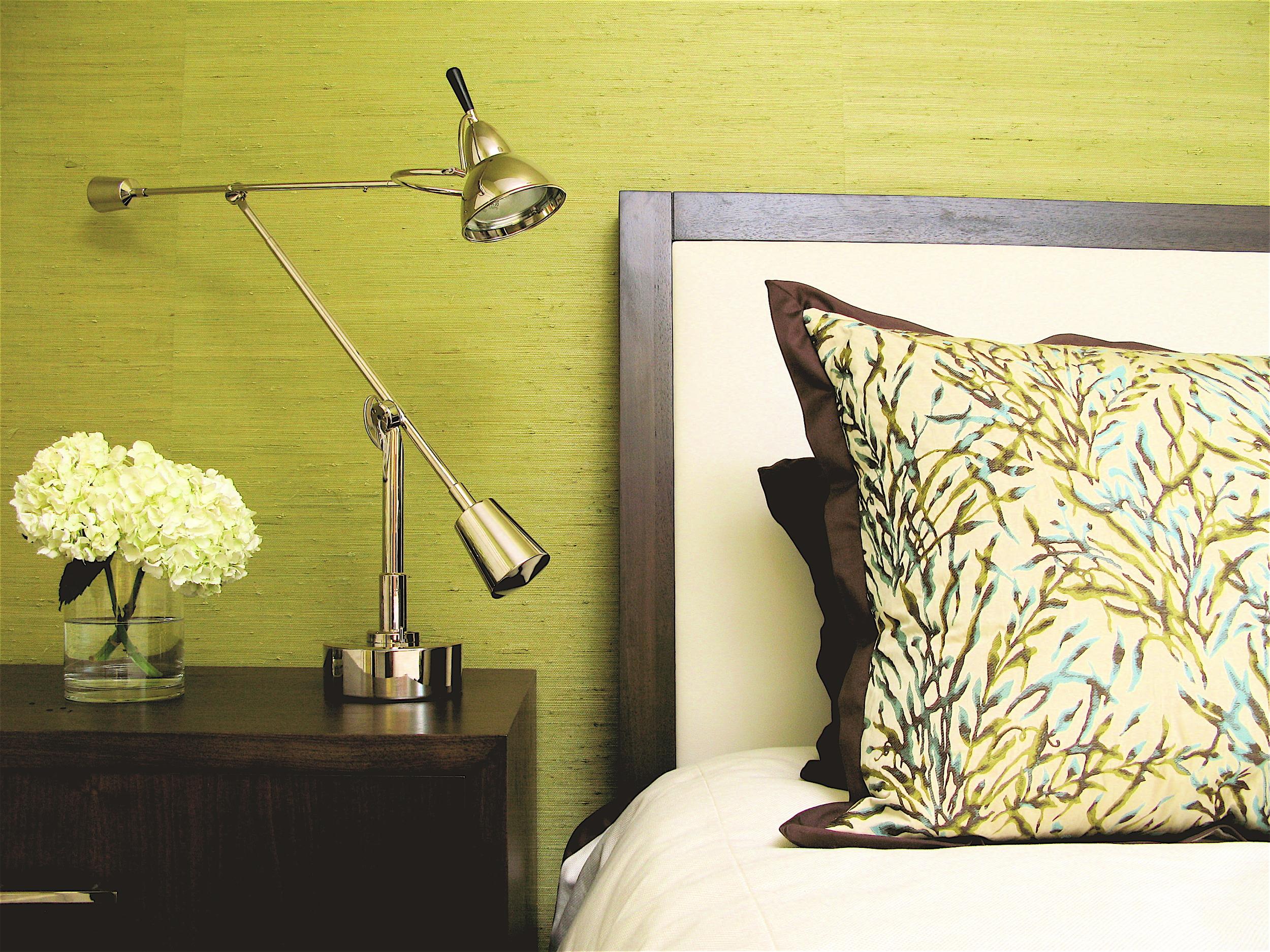 Updated Victorian: Bedroom
