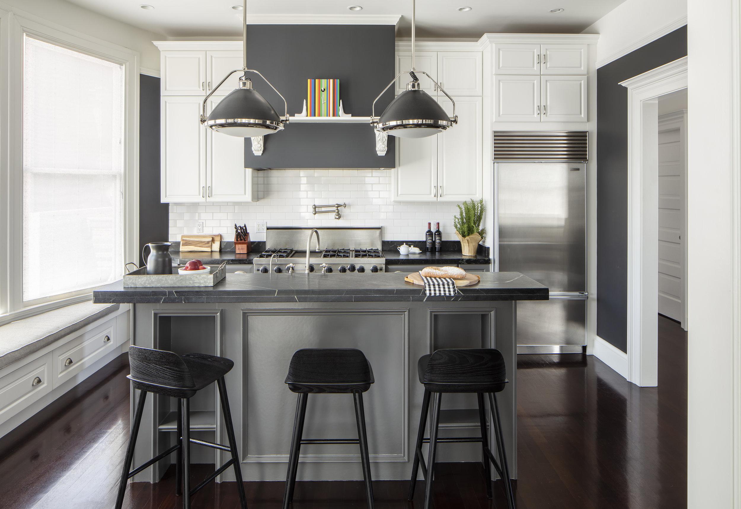 SF Mission: Kitchen