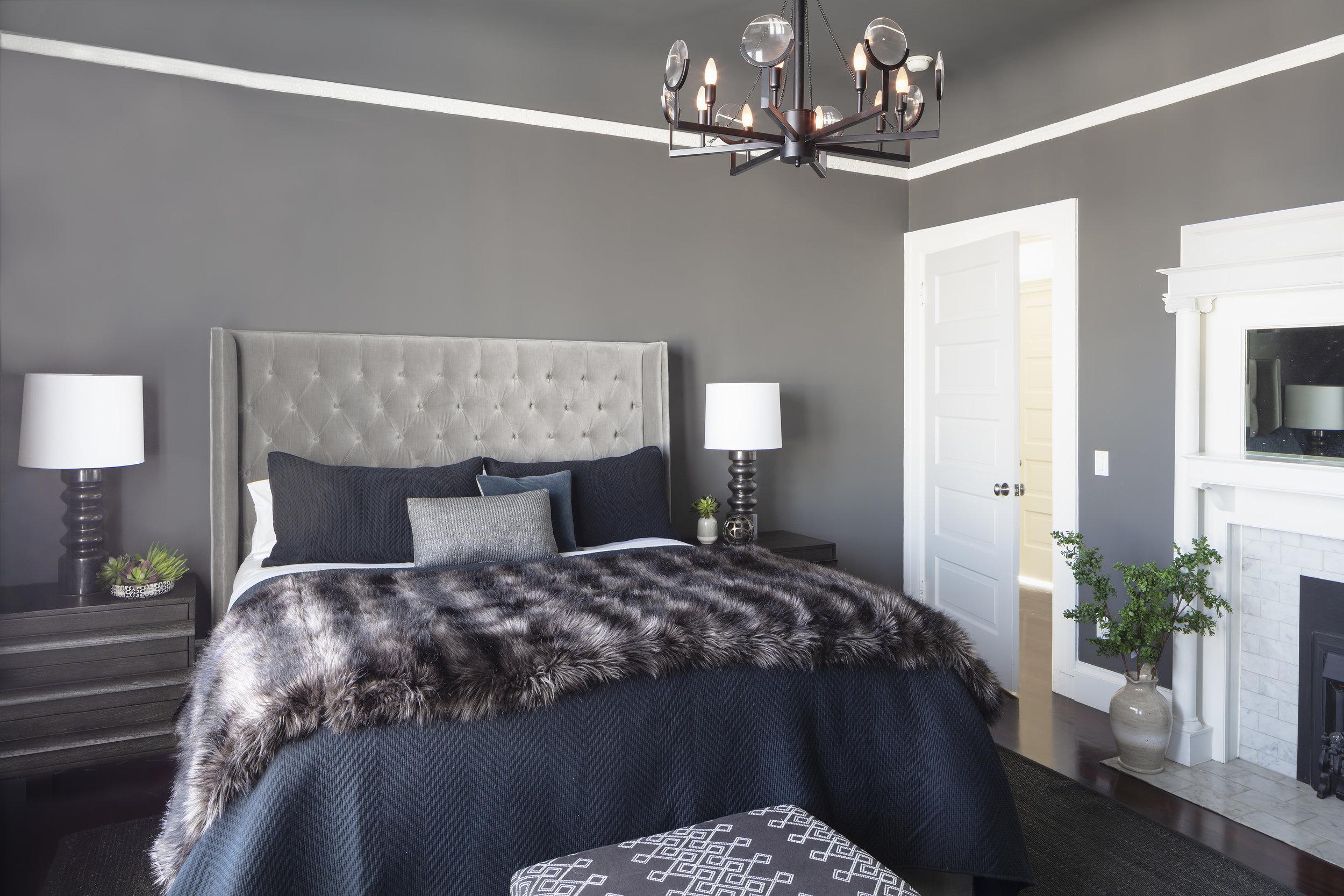 SF Mission:  Master bedroom