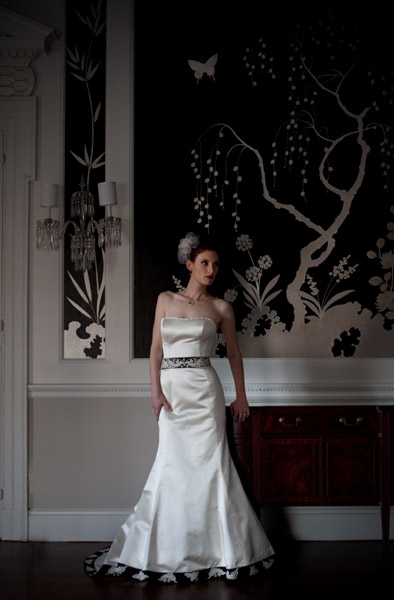 Couture Wedding Gown - San Francisco Fashion 4