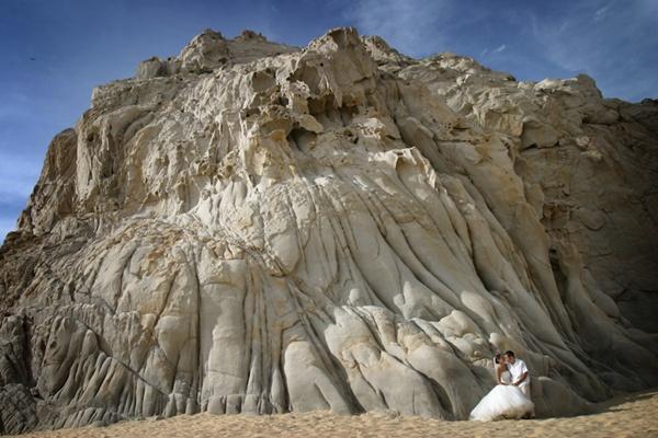 Cabo San Lucas Beach Wedding 2