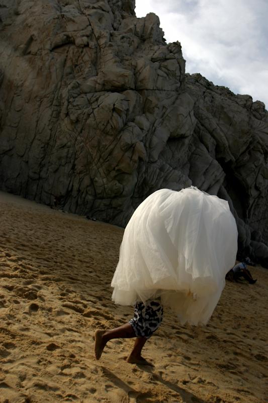 Cabo San Lucas Beach Wedding 3