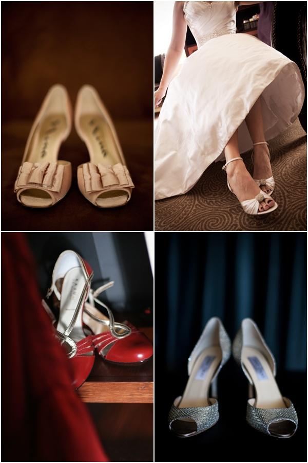 bridal wedding shoes ideas