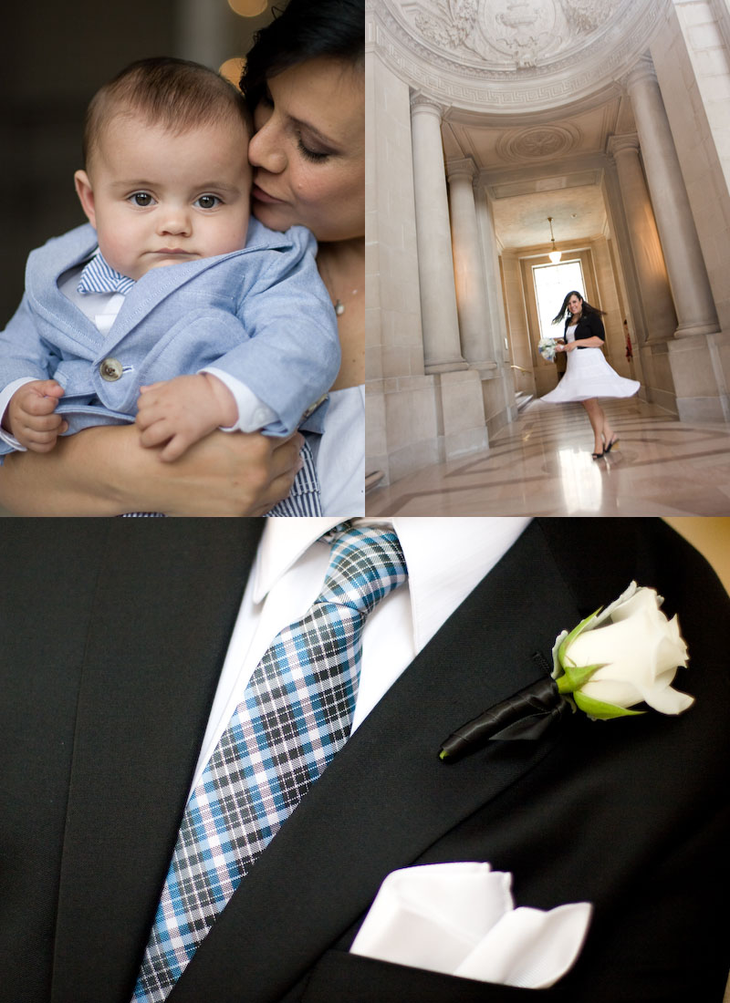 San Francisco City Hall Wedding 3