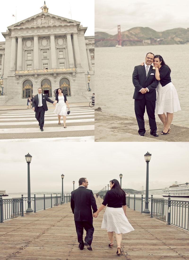 San Francisco City Hall Wedding 7