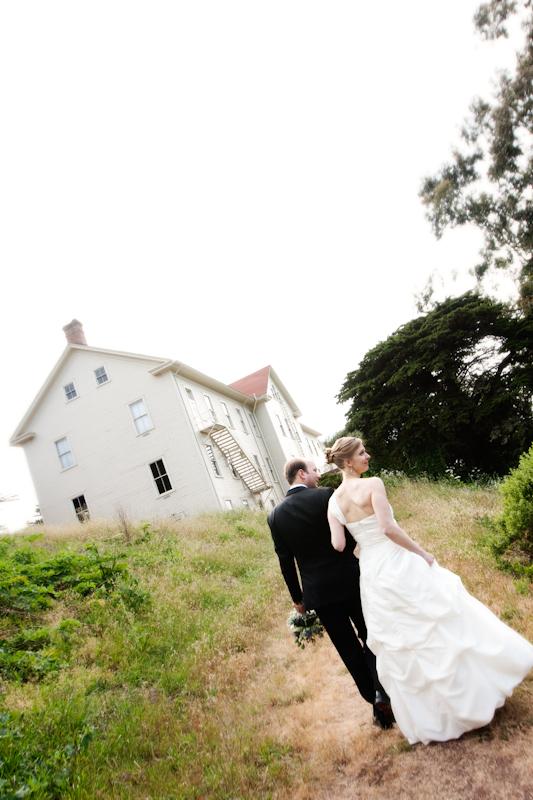 Headlans Center for the Arts wedding 10