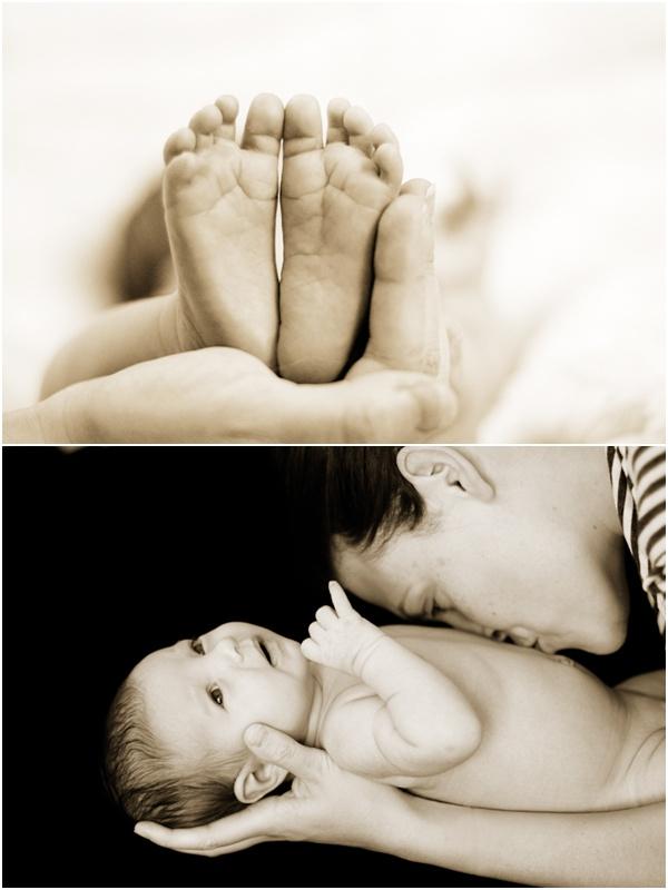 Newborn family portraits Julie Mikos 3