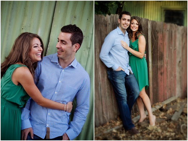 Yountville wine country engagement session 4