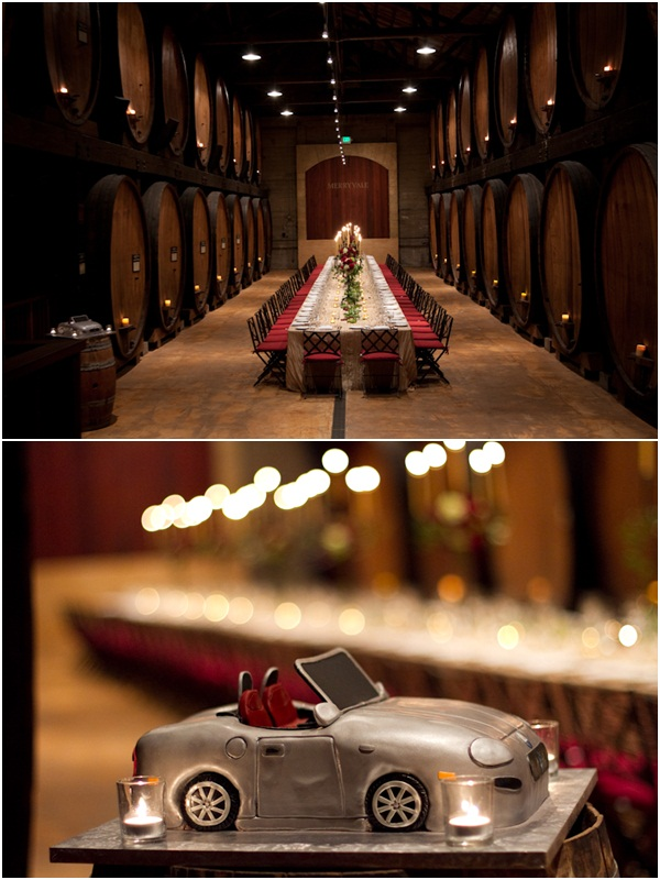 Merryvale Vineyards rehearsal dinner 2