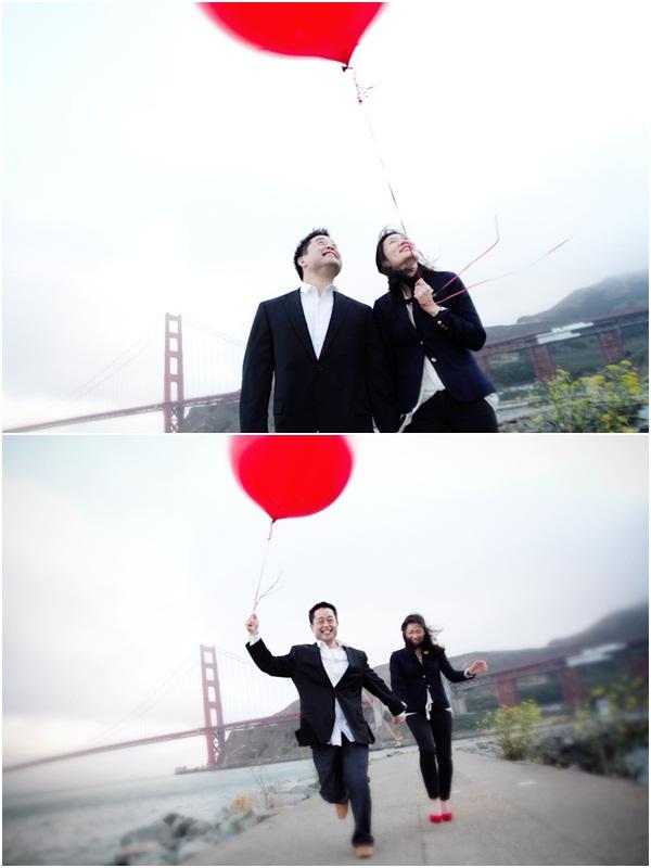 San Francisco engagement session 10