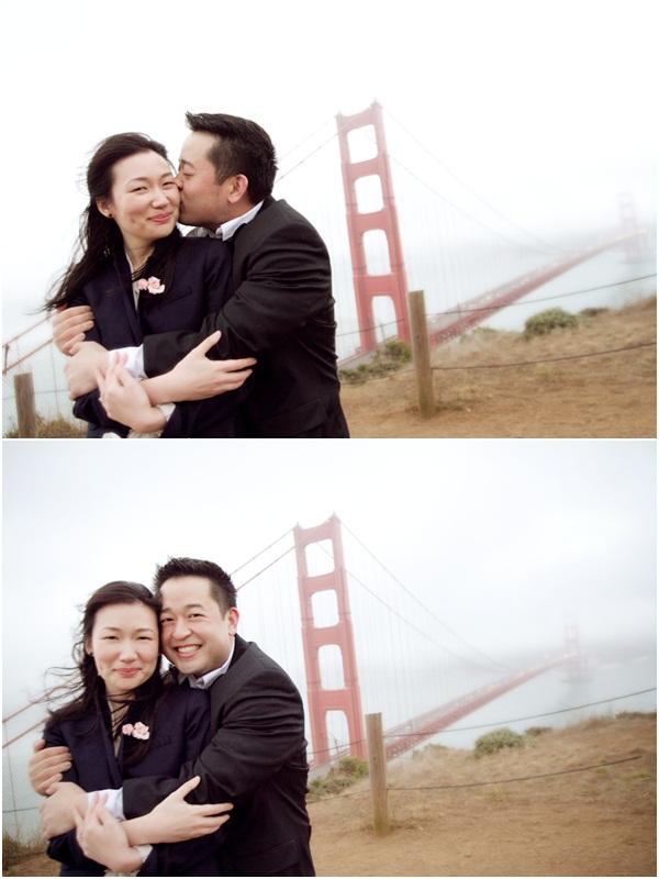 San Francisco engagement session 12