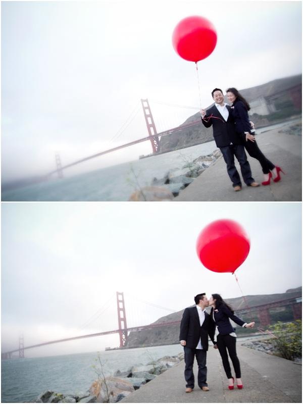 San Francisco engagement session 9