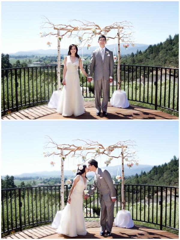 Auberge du Soleil wedding 19
