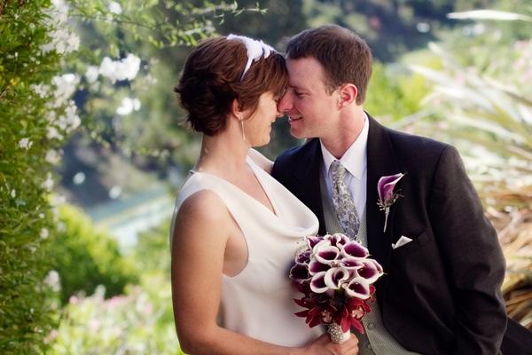 Home wedding 10