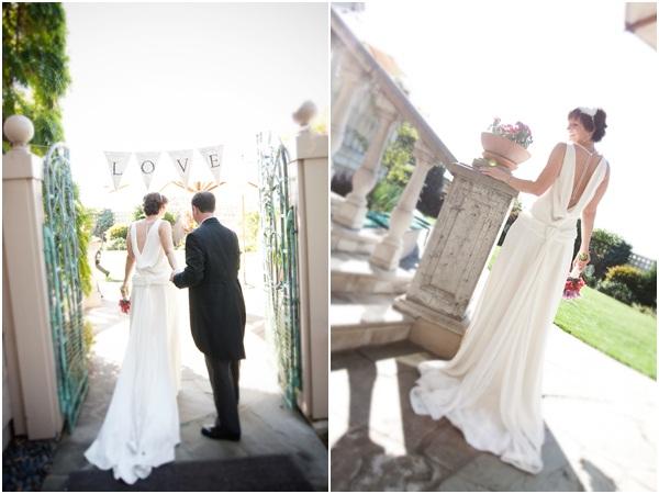 Home wedding 14